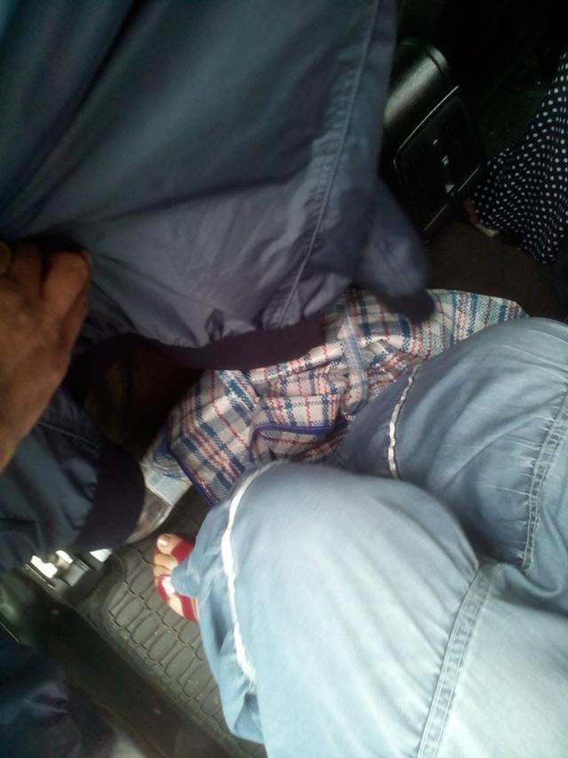 З Вінниччини до Молдови намагалися вивезти немовля - у сумці, під сидінням автомобіля