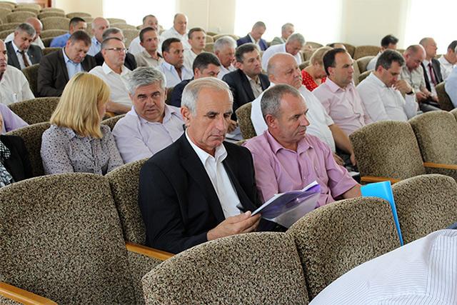 У Вінниці обговорювали функціонування медичних закладів в умовах децентралізації