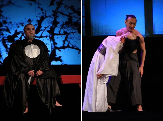 Японсько-французькими пристрастями відкриває сезон Вінницький театр