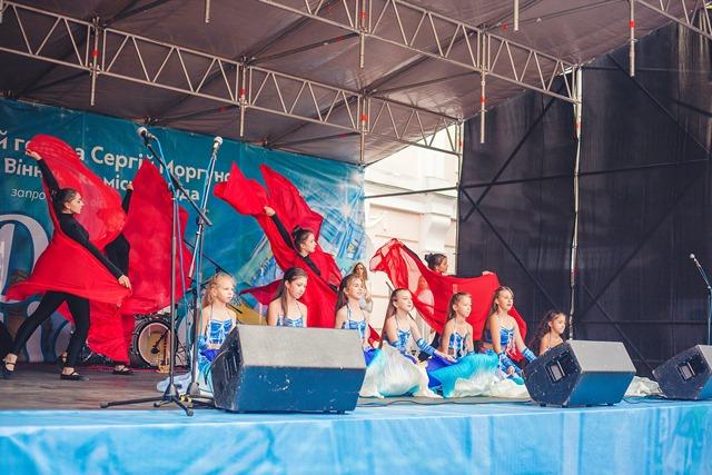 Фоторепортаж фестивалю «Вінничани мають таланти»