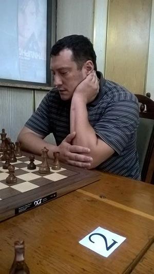 Призерів вінницького турніру з шахів нагороджував міжнародний гросмейстер Сергій Федорчук