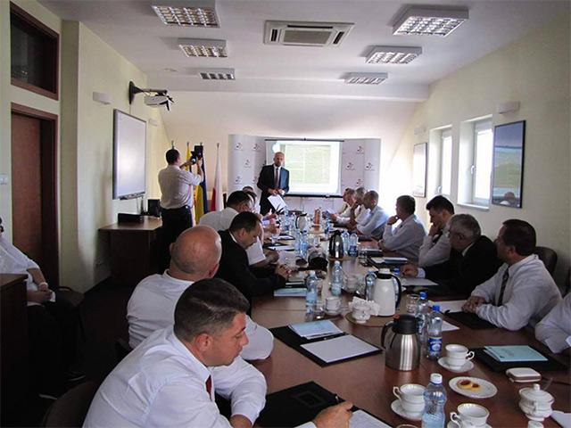 Вінницька делегація вивчає досвід Польщі щодо децентралізації