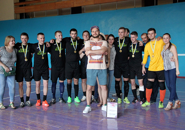 В неділю, 25 вересня, у Вінниці розпочинається 13 чемпіонат з футзалу серед IT-компаній