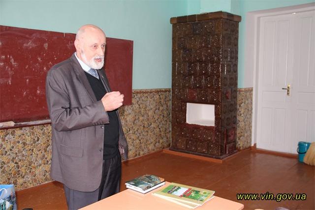 Книгу вінничанина Вадима Вітковського презентували у Молдові