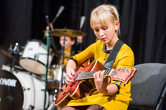 У Вінниці визначили переможців Всеукраїнського джазового конкурсу молодих виконавців