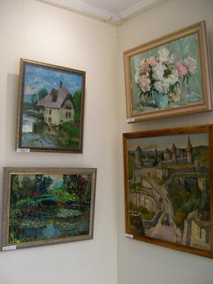 Вінничан запрошують відвідати збірну виставку вінницьких художників