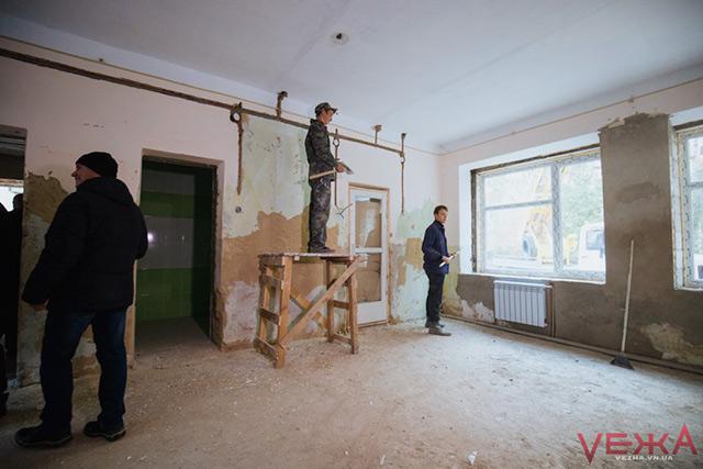 У Вінниці до кінця року планують повністю реконструювати два дитячі садочки на 800 діток