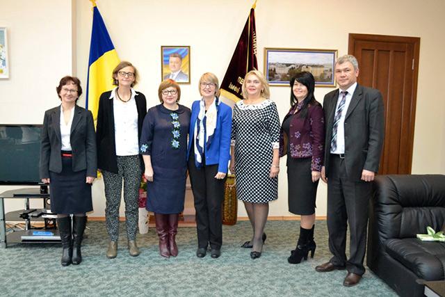 У Вінницькому державному педагогічному університеті вивчатимуть німецьку за  програмою Гете-інституту