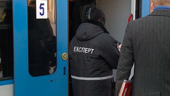 В двоповерховому потязі знайшли мертвого киянина з різаною раною шиї