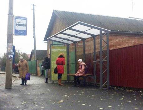 У Вінниці облаштували ще три зупинки громадського транспорту – «С.Тимошенка», «Трублаїні» та «пл.Привокзальна»