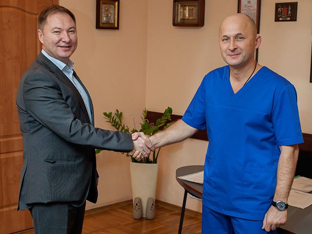 У Вінниці провели майстер клас провідні фахівці з Національного інституту раку