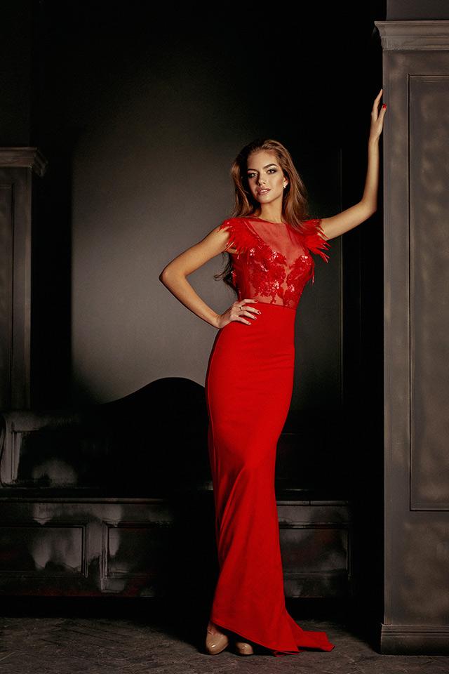 Сукні вінницького дизайнера Катерини Лукашик підкорюють світові конкурси краси