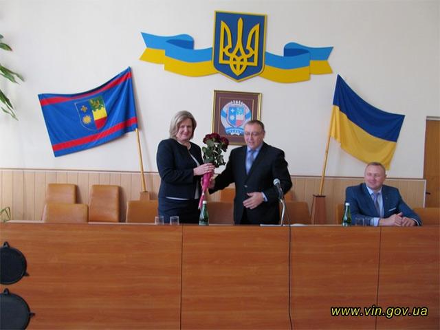 Керувати Шаргородською райдержадміністрацією буде жінка - Катерина Кедик