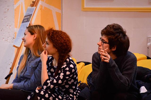 У ДонНУ презентували коворкінг-центр - простір для навчання, роботи та відпочинку