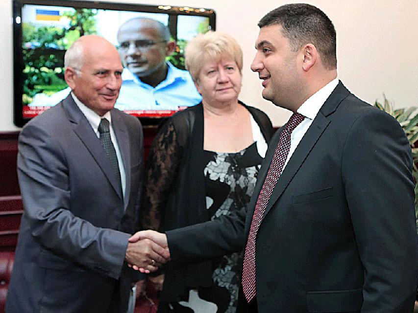 Володимир Гройсман створить посаду радника Віце-прем`єр-міністра з питань розвитку сільських територій