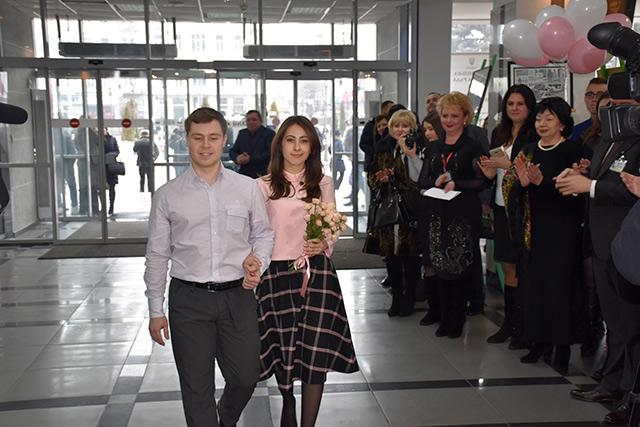 В Вінниці зареєстровано перший шлюб за 24 години