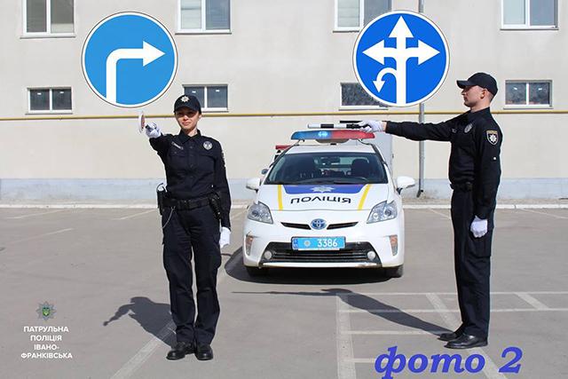 Що означають сигнали регулювальника? Памятка водіям та пішоходам Вінниці