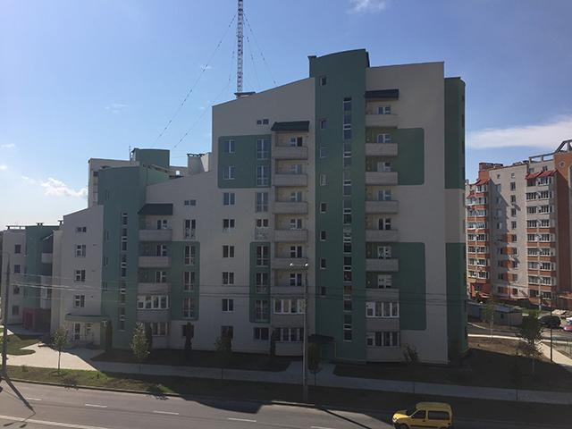"""Пісок Тиврівського родовища використовується для будівництва Концерну """"ПОДІЛЛЯ"""""""