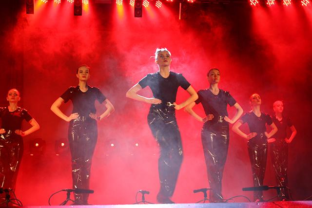 «Степ-компанія» відзначила своє «повноліття» ірландськими танцями та прем'єрою нового танцювального номеру