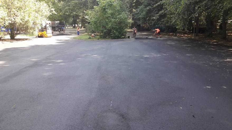 Наступного року в центральному парку запрацює велошкола