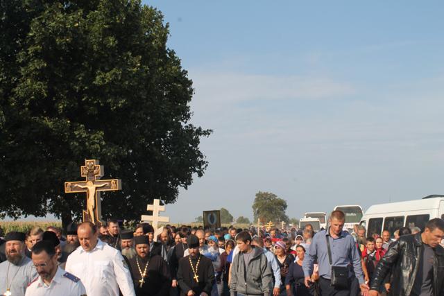 Близько 35 тисяч вірян здійснили паломництво на Іосафатову долину у Шаргородському районі