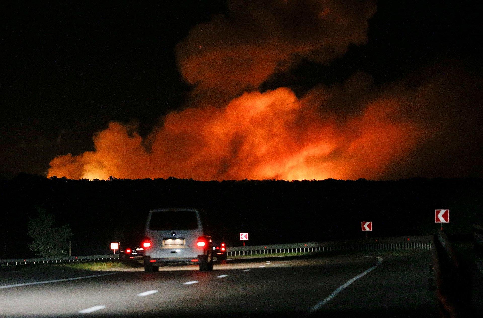 «Після вибухової ночі ми зрозуміли, наскільки важлива тиша» - розповідь евакуйованого з Калинівки подружжя