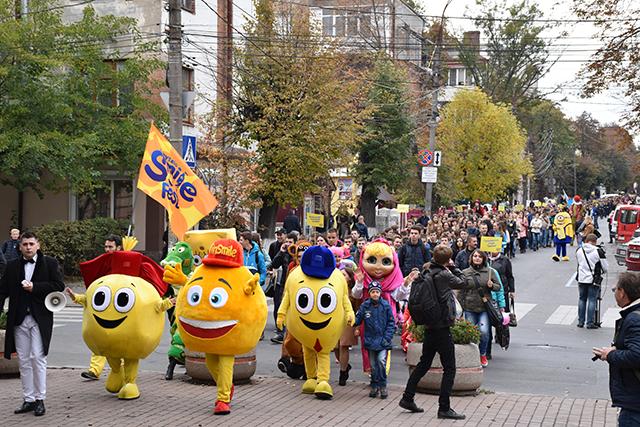 У п'ятницю вінничан запрошують на фестиваль SmileFest