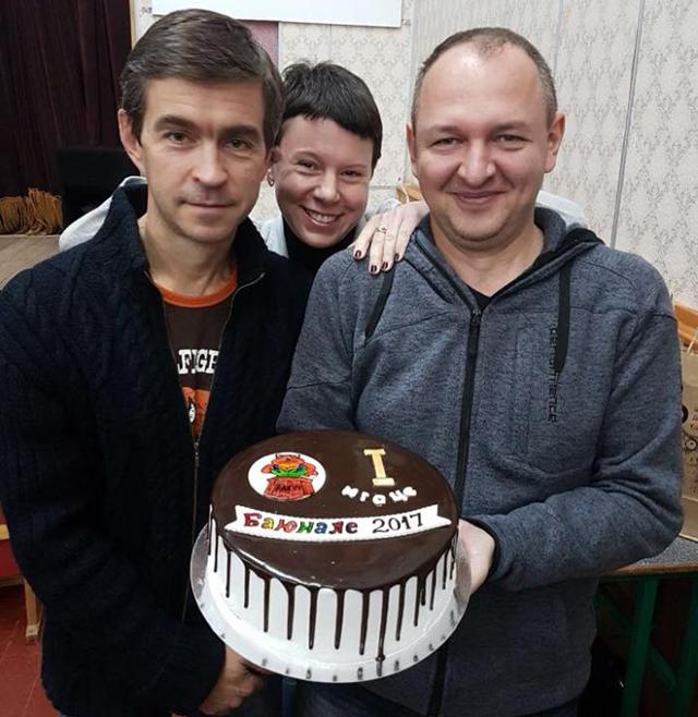 """На турнір з інтелектуальних ігор """"Баюнале"""" до ВНТУ приїхала 31 команда з різних вишів України"""
