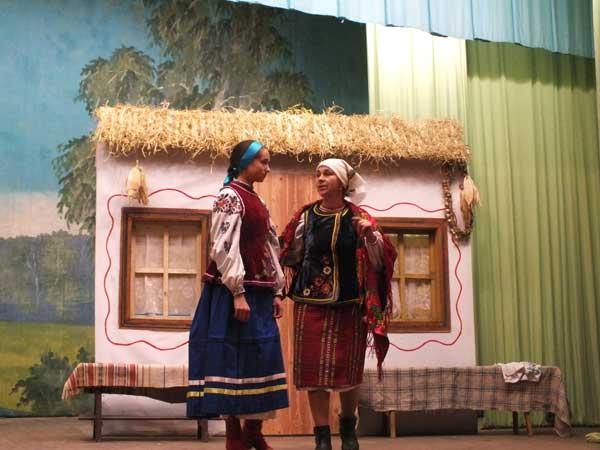 На Вінниччині в селі вже майже століття працює аматорський театр