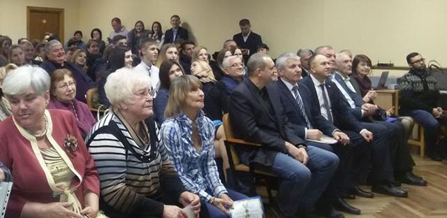 """Кафедра фізичного виховання ВНТУ відсвяткувала """"золотий"""" ювілей"""