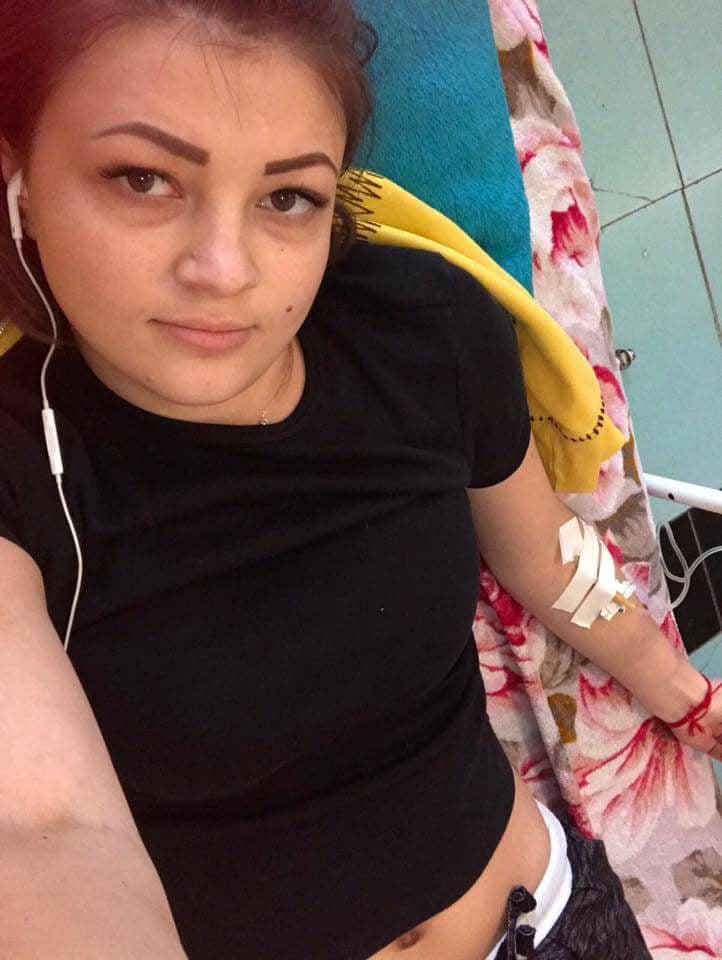Молодій вінничанці Вікторії Шуляк потрібна допомога на лікування