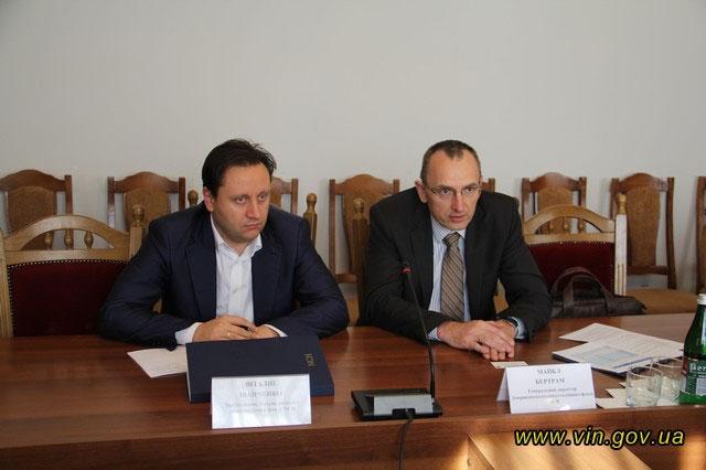 Американський інвестиційний фонд NCH зацікавився інвестиціями у Вінницьку область. Навіть почав будувати перший об'єкт