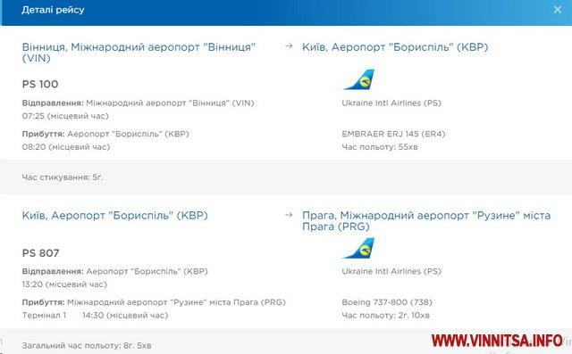 Із Вінниці до Борисполя, а далі – в одну з 39 країн світу: МАУ відкриває новий авіарейс