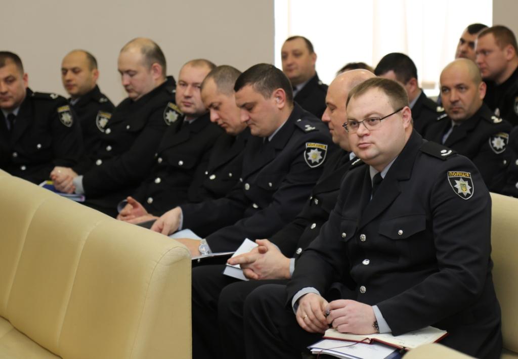 Юрій Педос відзначив кращих правоохоронців