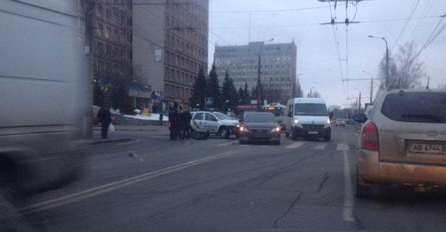 Вінницькі поліцейські потрапили в ДТП на новому позашляховику за 400 тисяч