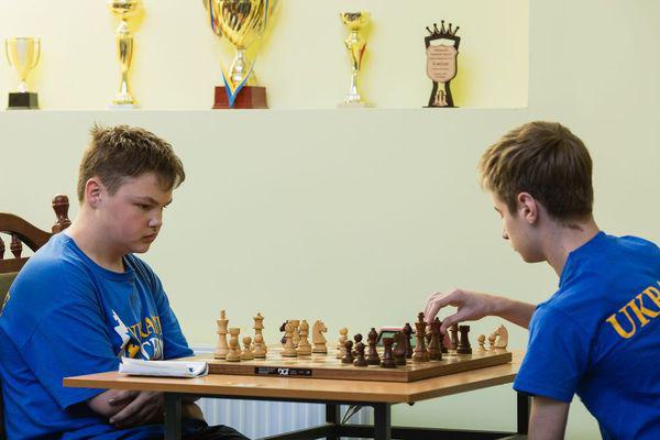 """У Вінниці пройшов п'ятий шаховий турнір """"Меморіал Ольховського"""""""
