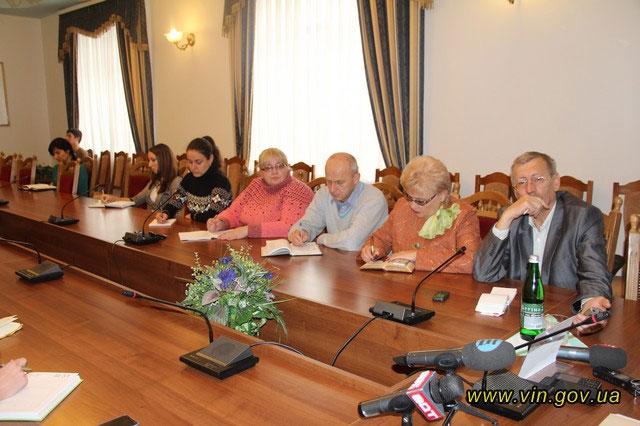 Група європейських менеджерів спільно з вінницькими фахівцями шукатиме можливості залучення на Вінниччину інвестиційних коштів