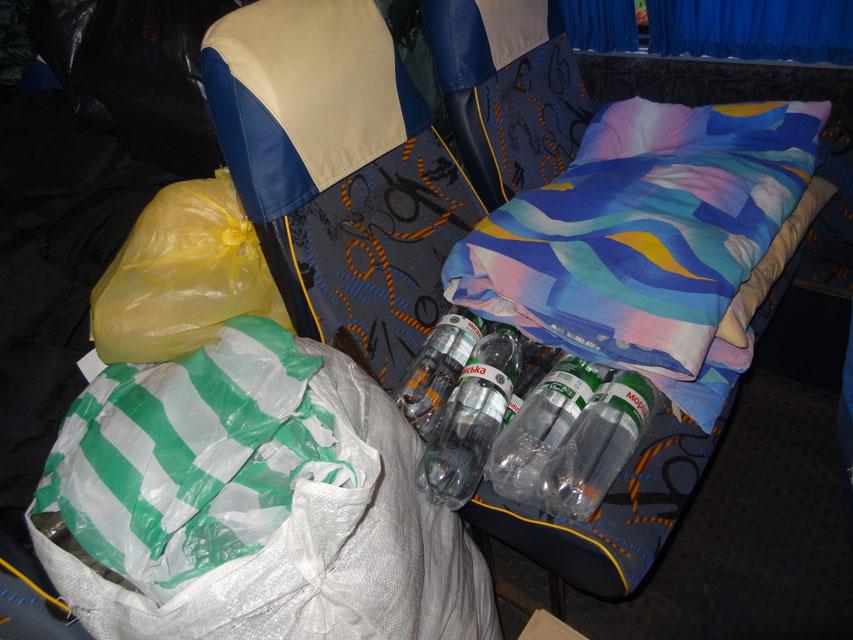 У зону АТО відправлено четвертий гуманітарний вантаж від вінничан, фото-1