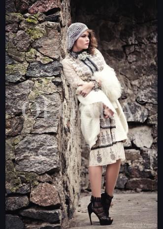 Вперше на Mercedes-Benz Fashion Week Kiev Ольга Родченко представить власну колекцію одягу
