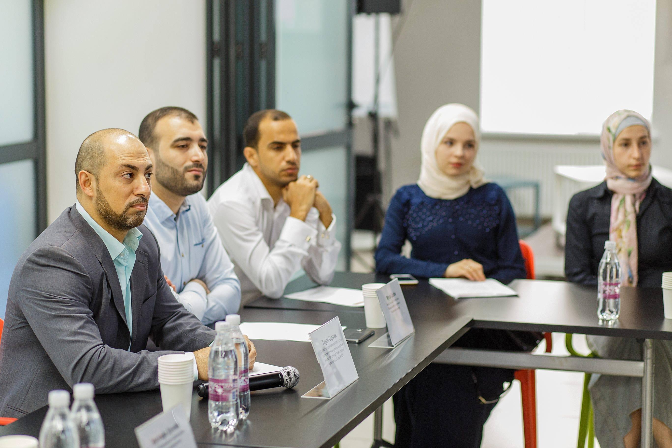 У Вінниці обговорили міжконфесійні відносини мусульманської спільноти