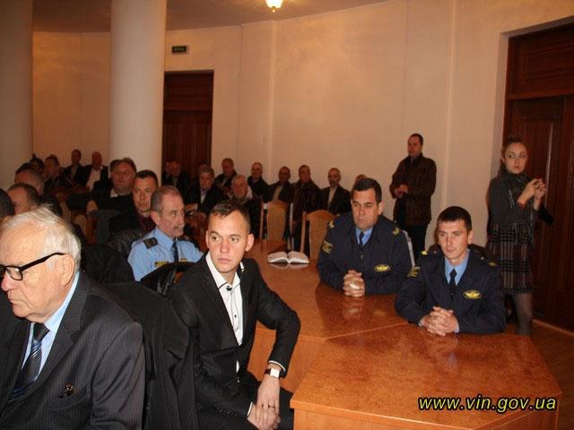 В обласній адміністрації дорожників та автомобілістів Вінниччини вітали з професійним святом, фото-3