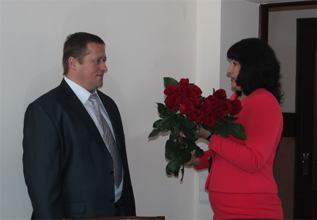 У Вінниці представили новопризначеного прокурора