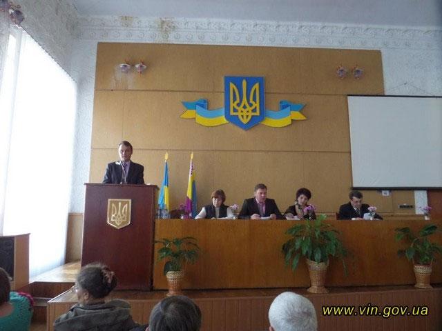У Томашпільському районі, спільно з Єрокомісією, планують збудувати молокозавод