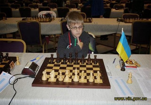 Вінничанин Віктор Матвіїшен став чемпіоном Європи з шахів