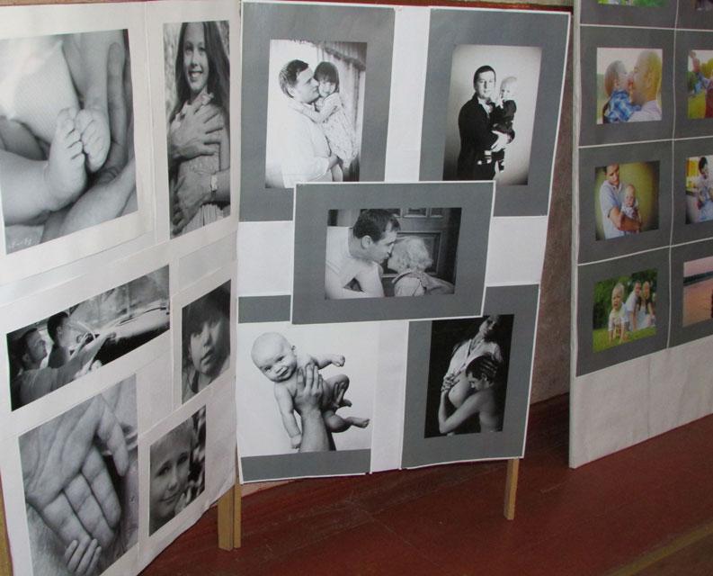На Вінниччині стартувала обласна мобільна фотовиставка «Я пишаюсь. Я – батько!»