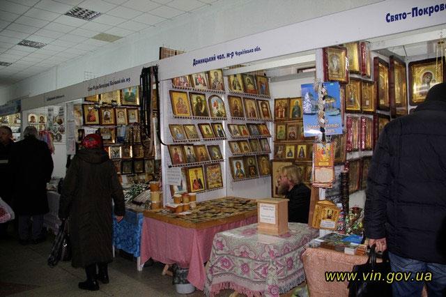 Вінничан запрошують на міжнародну виставку-ярмарок «Православна Україна на Вінниччині»