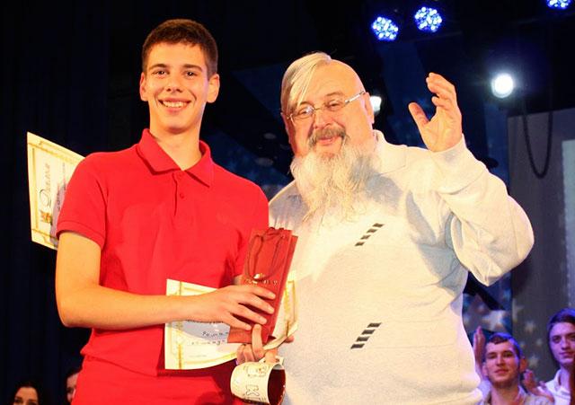 Перемогу на 21 чемпіонаті ліги КВН «Вінни(ця) Пух» здобула команда «ВІНС» політехнічного університету