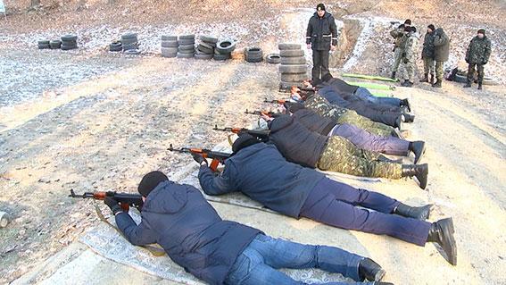 100 працівників міліції Вінниччини посилено готуються до відправки в зону АТО (фото), фото-1