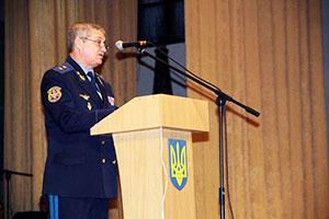 У Вінниці військові приймали вітання з нагоди Дня Збройних Сил України