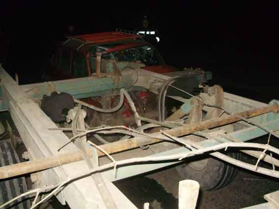 Внаслідок двох аварій на Вінниччині загинуло двоє людей: пішохід та пасажир